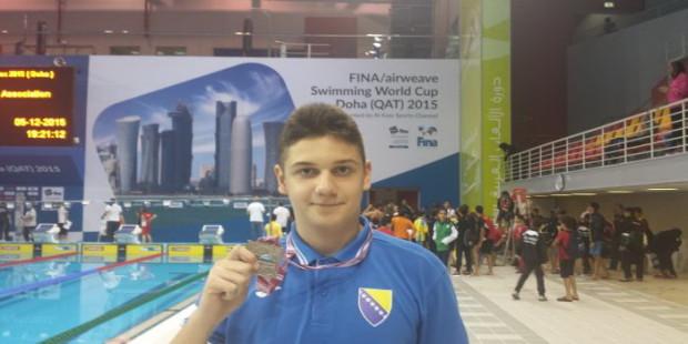 Amar Borić nastavio sa serijom dobrih rezultata