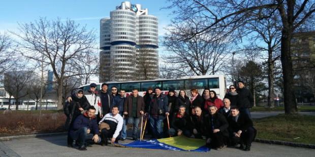 Edukativna ekskurzija u Minhen