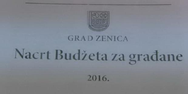 Brošura Budžet za građane