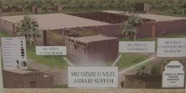 """Izložba """"Upoznaj poslanika Muhameda s.a.v.s"""""""