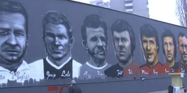 Mural Čelikovih legendi