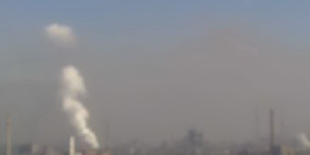 Prekomjerna zagađenost zraka