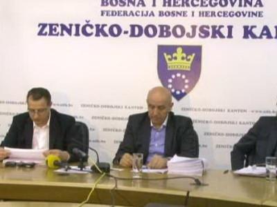 Vlada ZDK-Utvrđen Nacrt budžeta