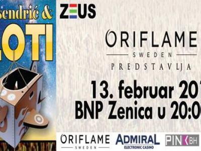 Za Valentinovo koncert u BNP