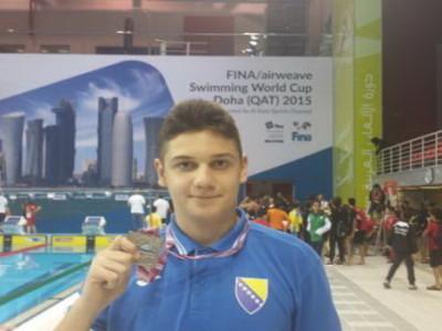 Amar Borić postigao novi rekord