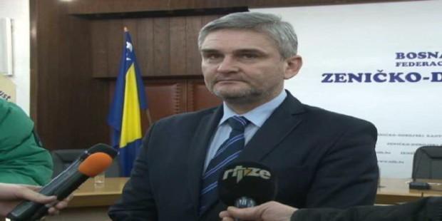Ministar Bukvarević posjetio ZDK