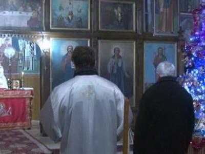 Svečana Božićna liturgija