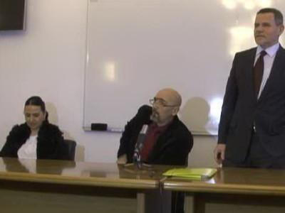 Predavanje Alispahića na IPF-u