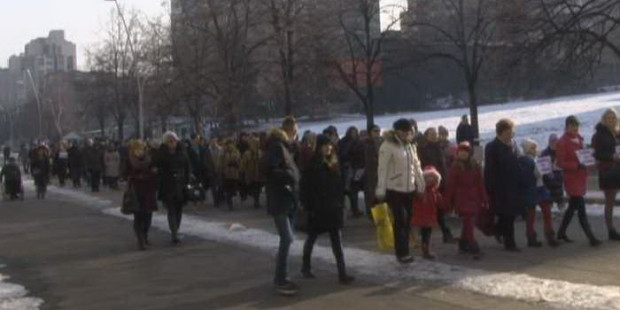 Šetnja za Mahira i u Zenici