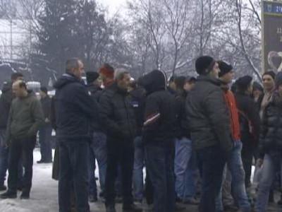 Protest radnika Metalnog
