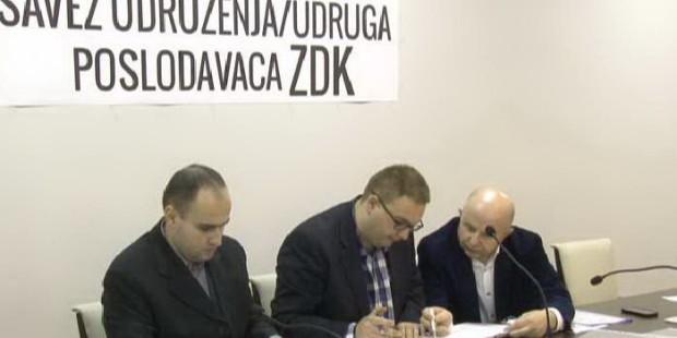 Skupština Saveza udruženja poslodavaca ZDK