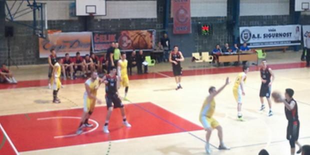 Košarkaši Čelika slavili na Bilmišću