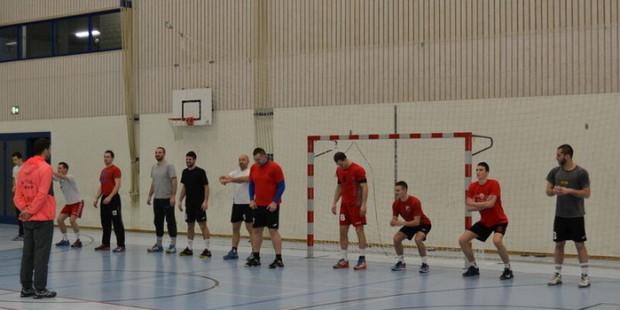 RK Čelik odradio prvi trening u Thunu