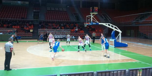 Pobjeda košarkašica Čelika nad Triglavom