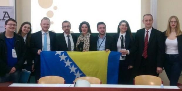Održano Prvo kantonalno debatno takmičenje