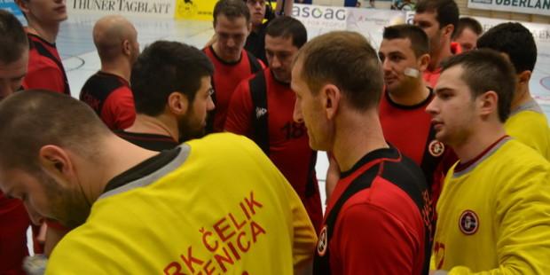 RK Čelik u KUP-u sa Bosna Centrotrans