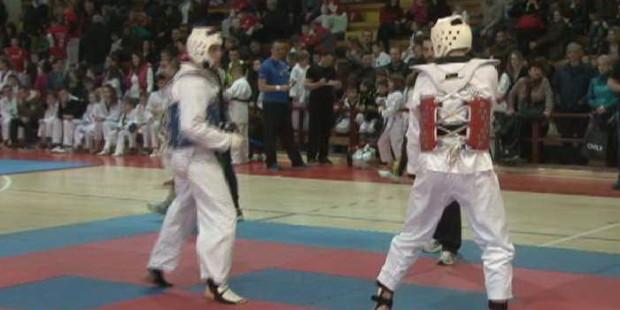 Održano Tekvando prvenstvo ZDK