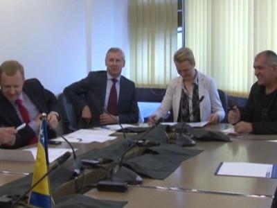 Razgovori rukovodstava Skupština ZDK i SBK