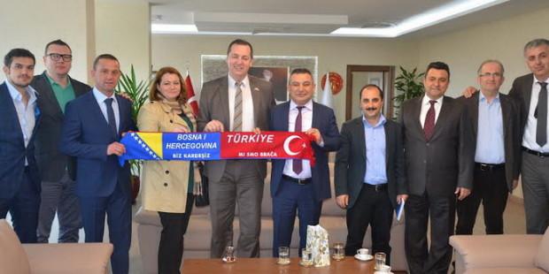 Mostovi Prijateljstva u Turskoj
