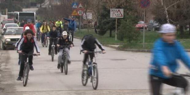 Biciklijada za Dan nezavisnosti BiH