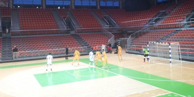 Futsal selekcija BIH poražena od Makedonije