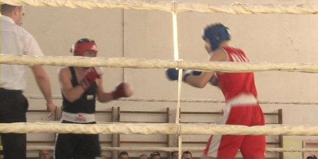 Prvo kolo Federalne boks lige
