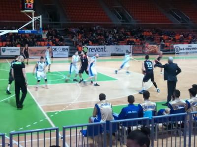 Neočekivan poraz košarkaša Čelika