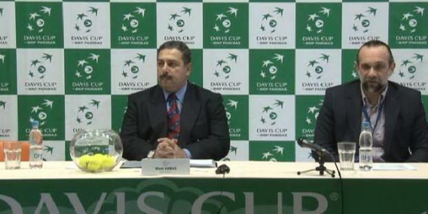 Sutra u Areni počinje teniski meč BiH-Tunis