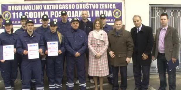 Obilježena 116. godišnjica DVD Zenica