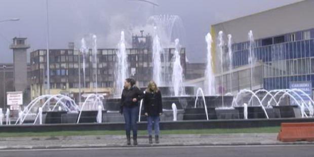 Fontana kod Stacionara u funkciji