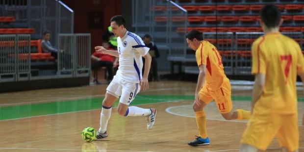 Futsal:BiH-Makedonija 2:2