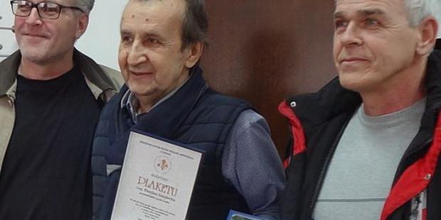 Plaketa za Gradonačelnika Smajlovića