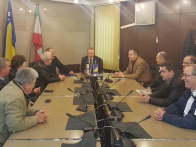 Posjeta Bošnjačke nacionalne manjine