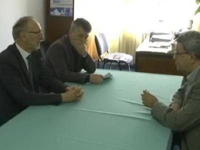 Ministar Šahinović u Udruženju penzionera