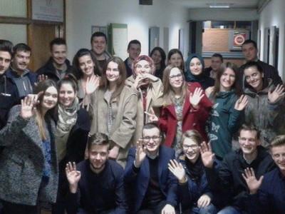 Susret mladih predstavnika vjerskih zajednica
