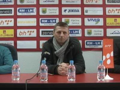 Beganović optimista pred duel sa Zrinjskim