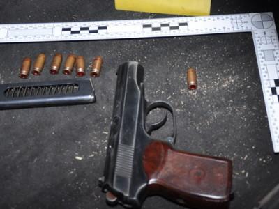Pregledom vozila i lica pronađeno nelegalno oružje