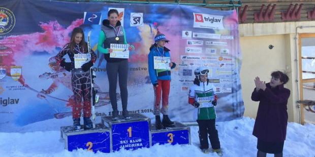 Takmičari Ski kluba Zenica na Jahorini