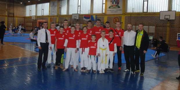 Uspjeh takmičara Tekvando kluba Zenica