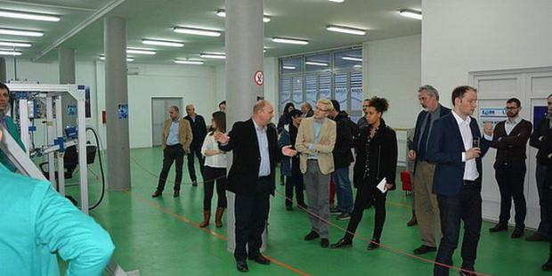 Agenciju ZEDA posjetili novinari iz zemalja EU