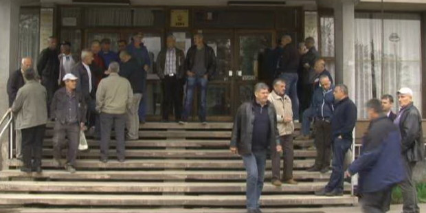 Novi mirni protest radnika Željezare