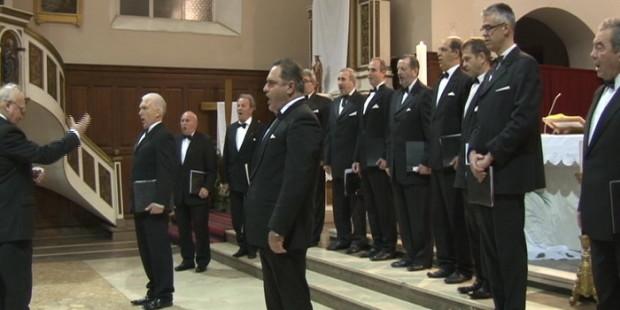 Koncert hora Bulgarija iz Sofije