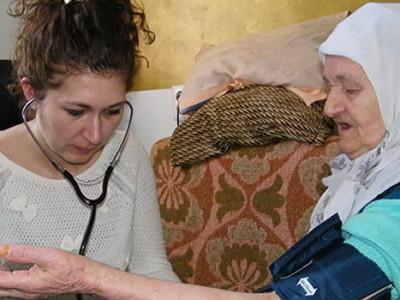 Merhametov projekat Kućne njege