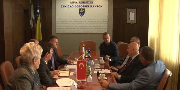 Kemal Bajsak posjetio sjedište ZDK