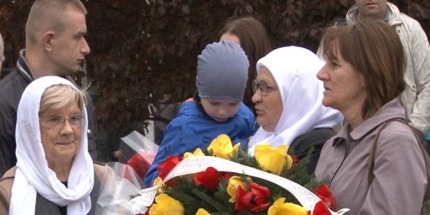 Obilježen Dan civilnih žrtava rata Zenice