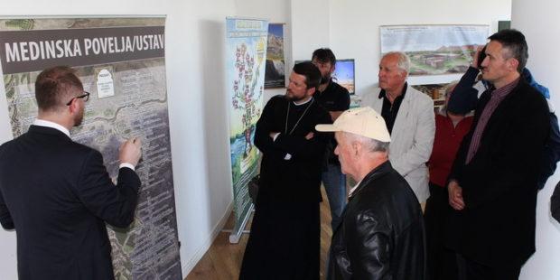 Izložba Esmira Halilovića postavljena u Podgorici