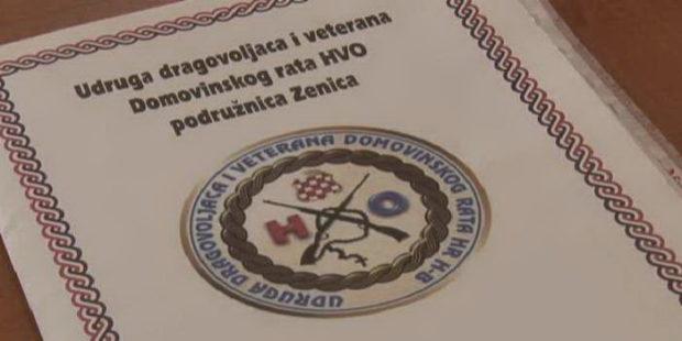 Sjećanje na poginule pripadnike HVO-a