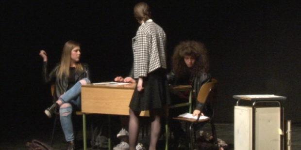 Učenici Prve gimnazije izveli predstavu Kontrolni