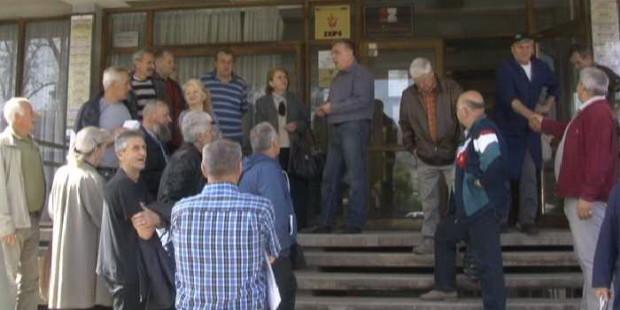 Problemi penzionisanih radnika Željezare