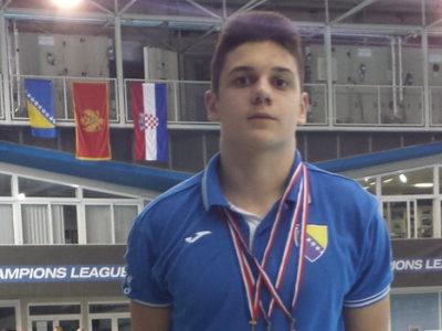 Nove medalje za Amara Borića